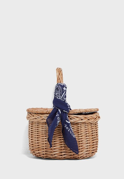 Ratan Mini Picnic Basket