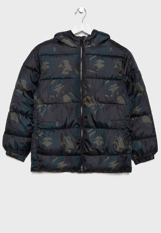 Kids Casual Windrunner Jacket