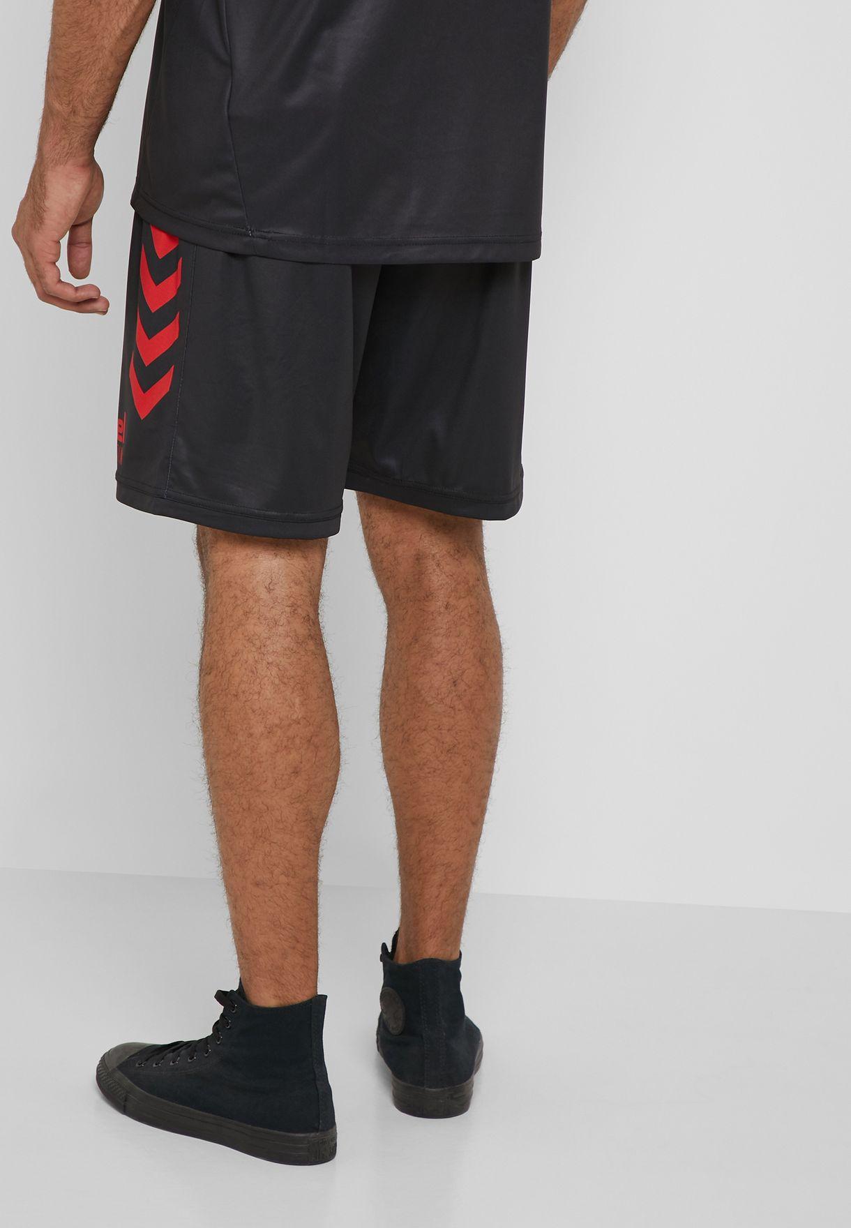 Hummel X Willy Chavarria Mortensen shorts