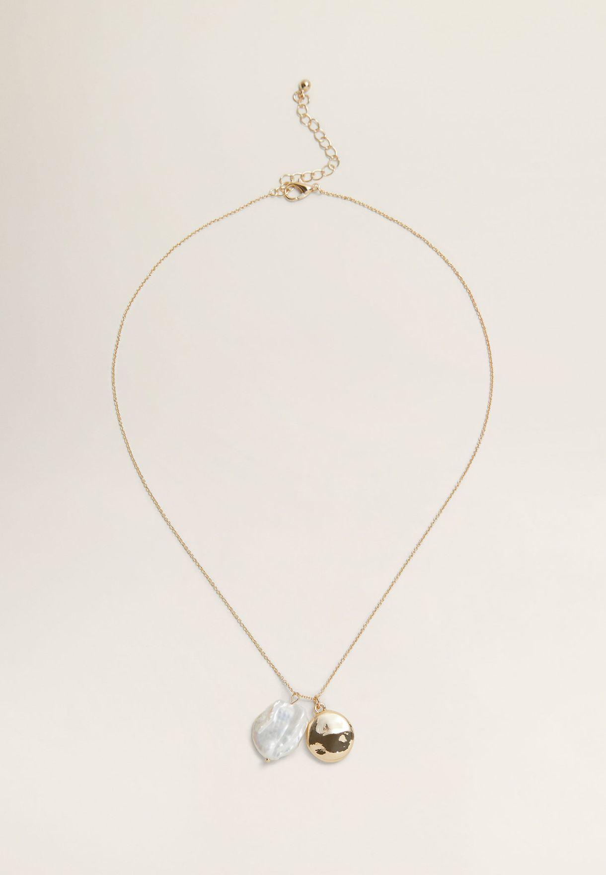 Peony Layered Necklace