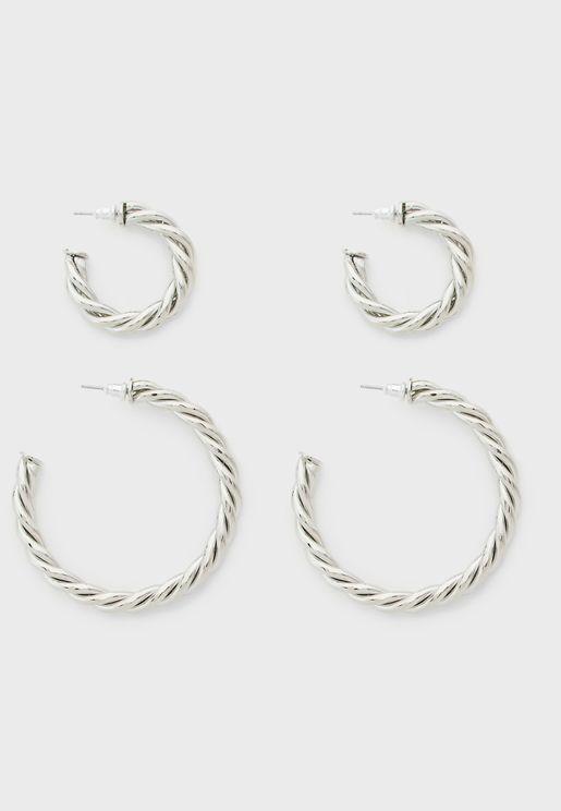 Aderima Earrings Set
