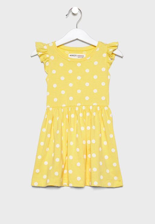 Infant Polka Dot Dress