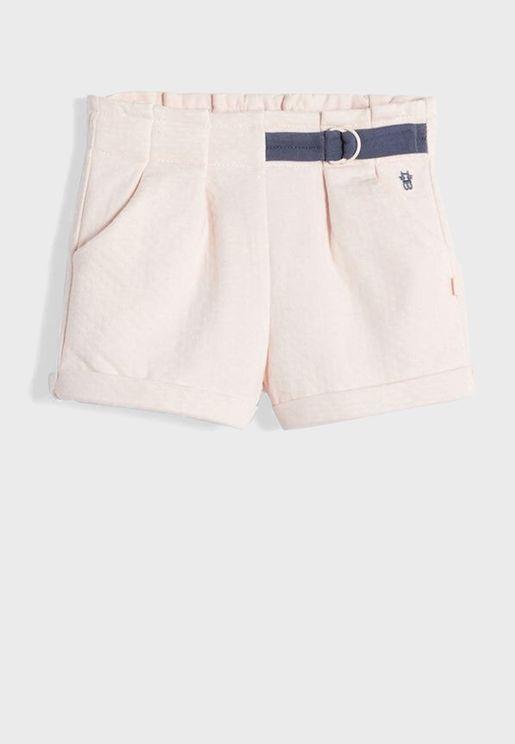 Infant Knit Shorts