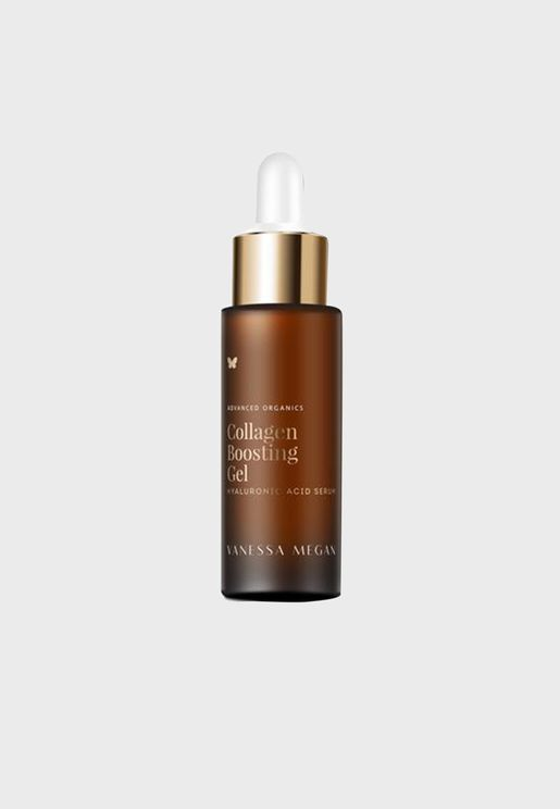 Collagen Boosting Gel Hyaluronic Acid Serum
