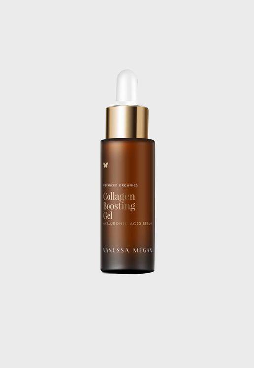 Collagen Boosting Gel Hyaluronic Acid Serum