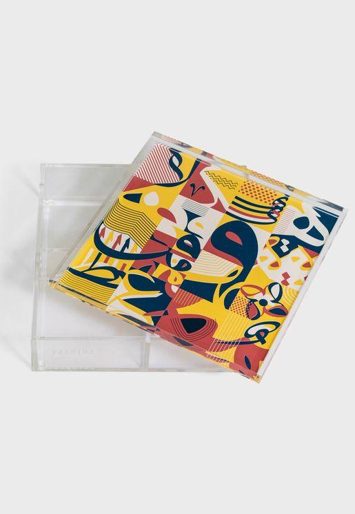 Abstract Square Box - Regular