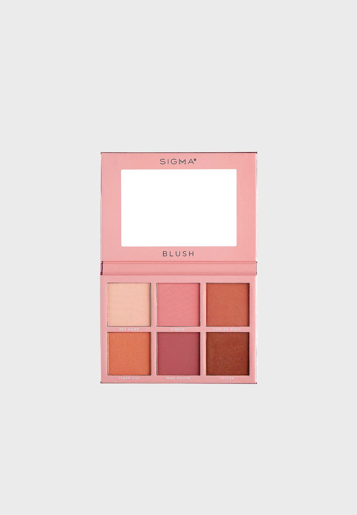 Cheek Blush Palette