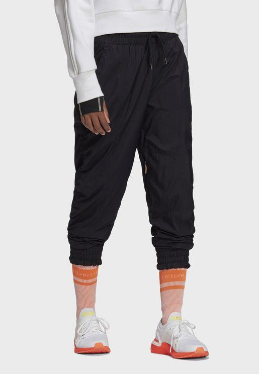 Essential Woven Cuffed Sweatpants