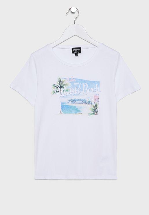 Teen Hawaii T-Shirt