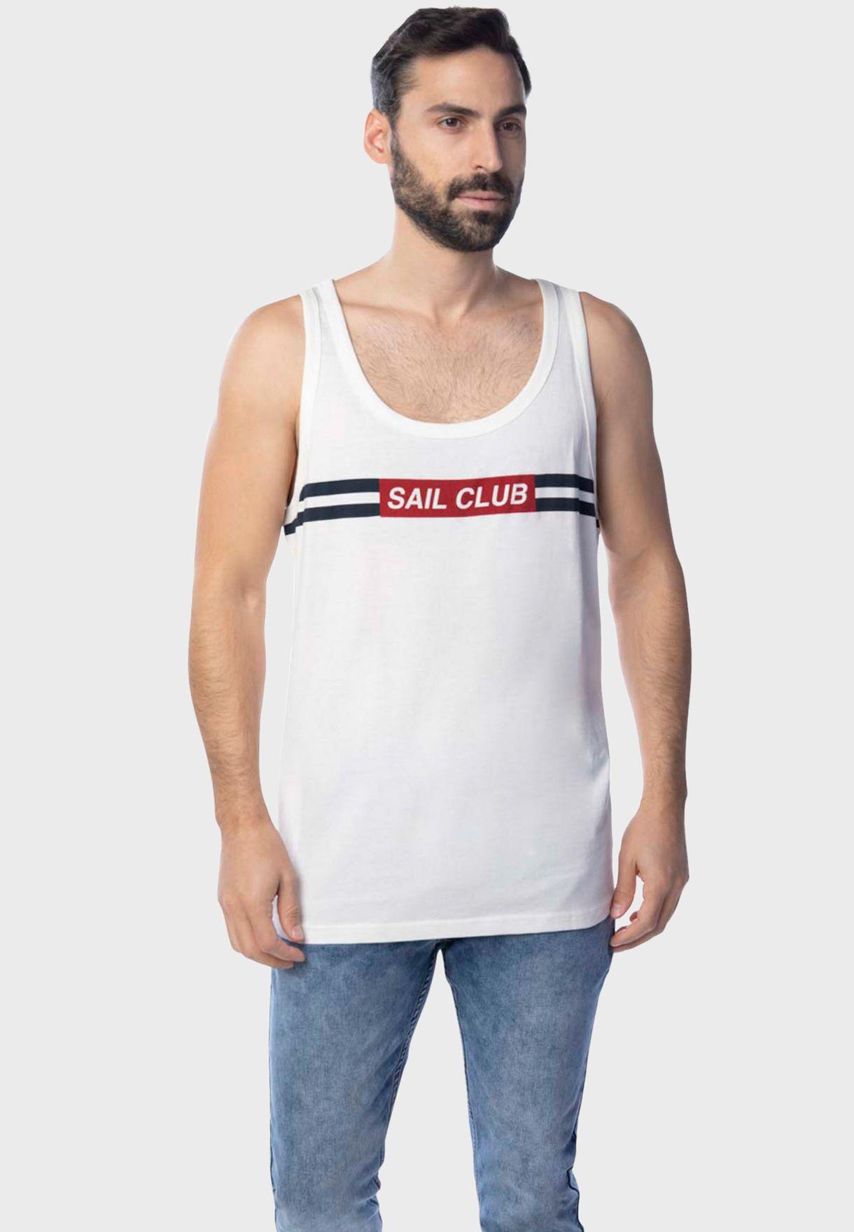 Sail Club Vest
