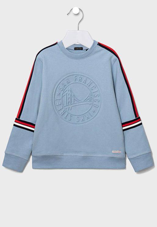 Youth Casual Sweatshirt
