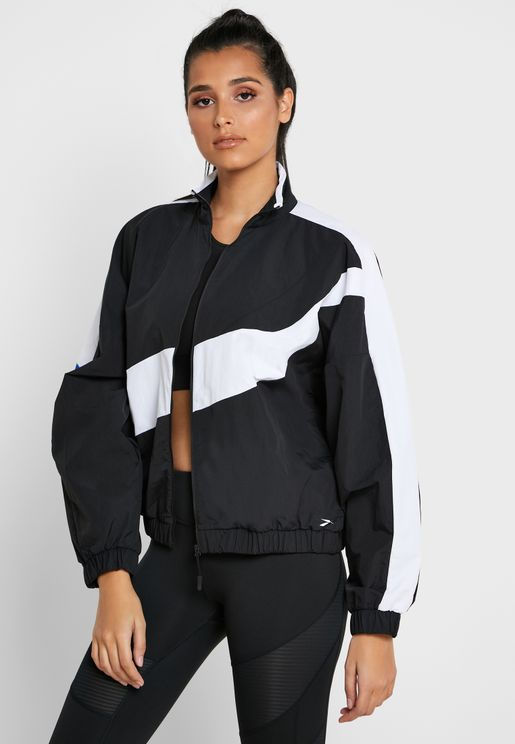 Workout Ready Meet You There Woven Jacket