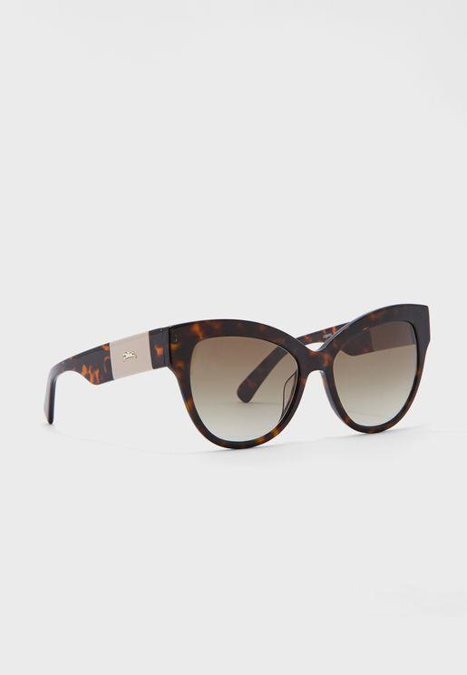 Lo649S Oval Shape Sunglasses
