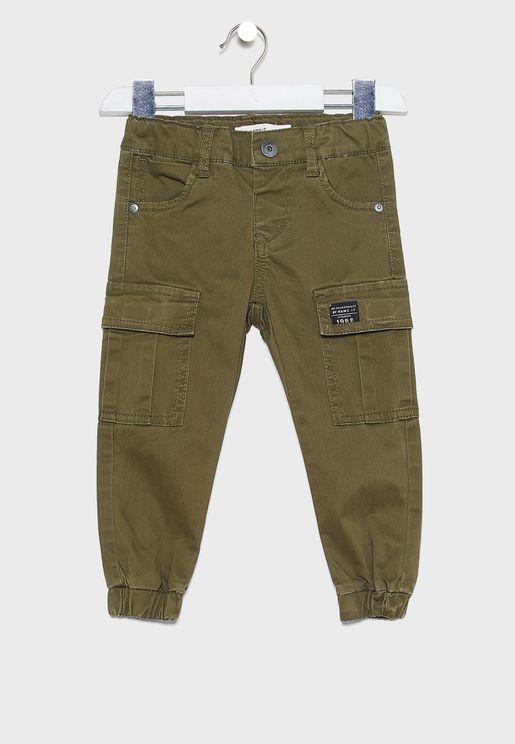 Kids Pocket Detail Trouser