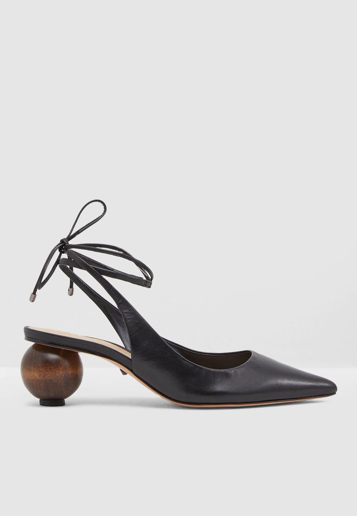 Summer Mestico Heel Pump