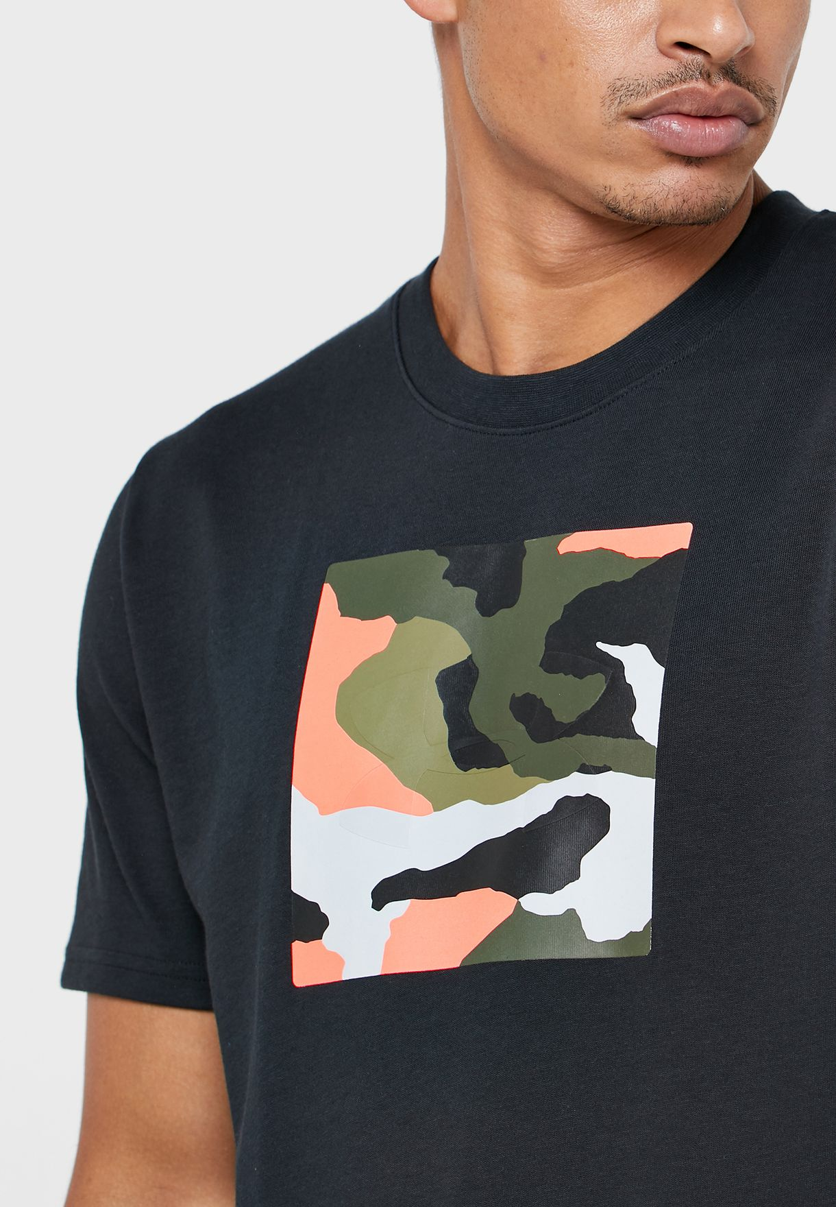 Unstoppable Camo T-Shirt