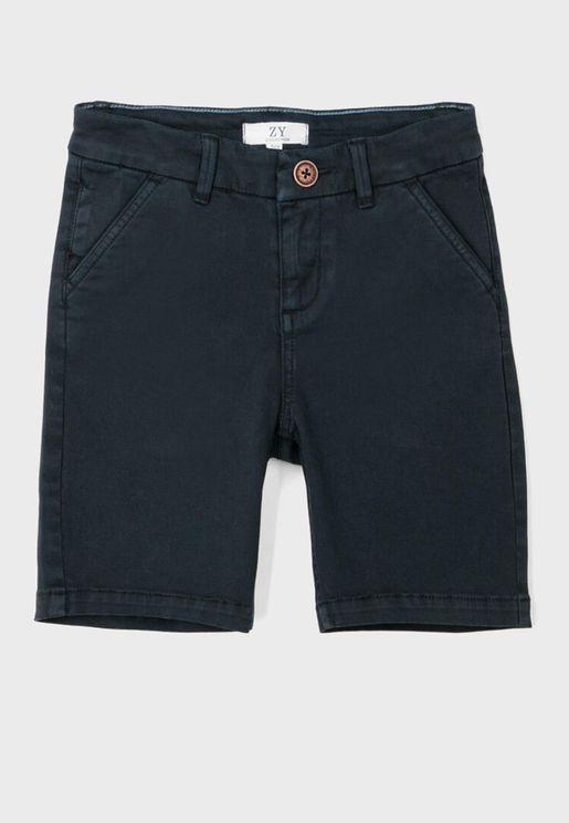Kids Chino Shorts