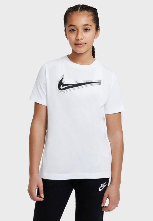 Youth NSW Swoosh T-Shirt