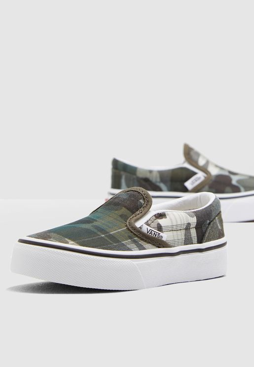 Youth Classic Slip-On