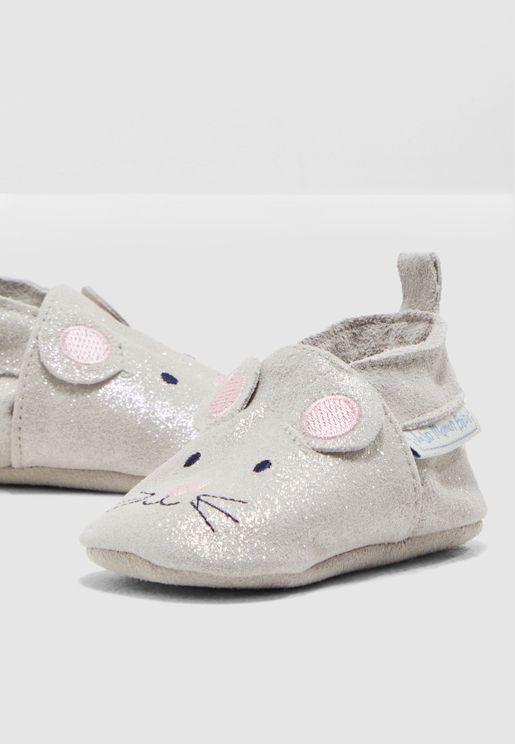 Infant Mouse Booties