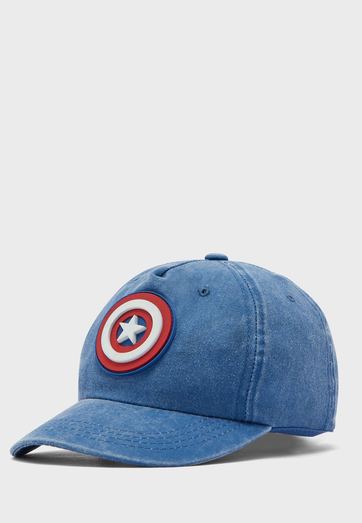 Kids Graphic Baseball Cap