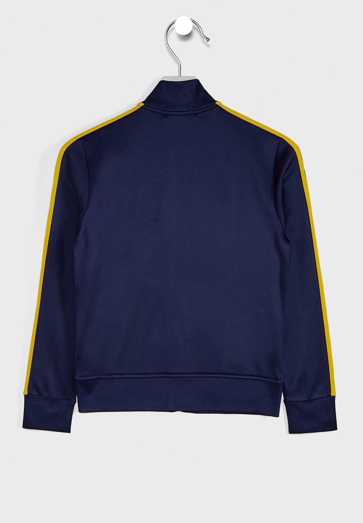 Teen Slogan Jacket
