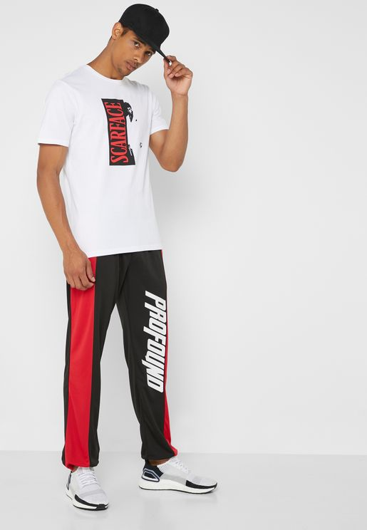 Mesh Soccer Sweatpants