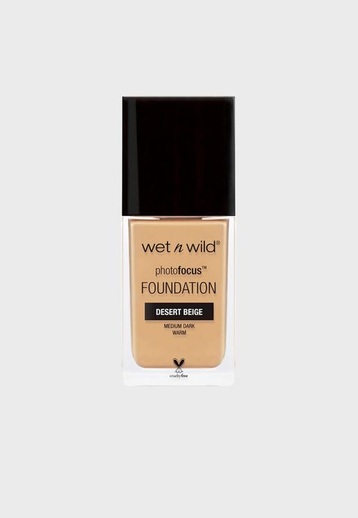 Photo Focus Foundation - Desert Beige