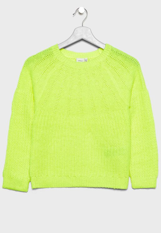 Kids Regular Sweater