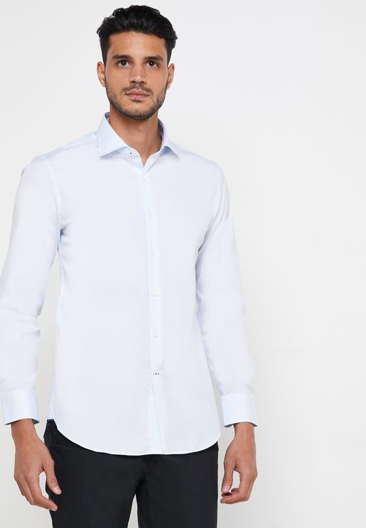 Emeritol Slim Fit Shirt