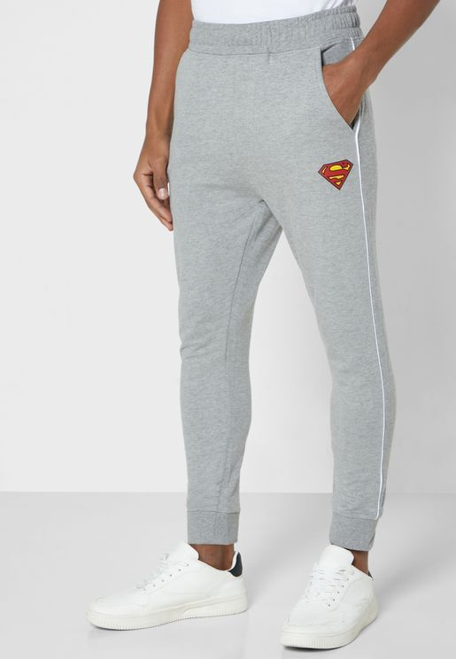Superman Logo Sweatpants