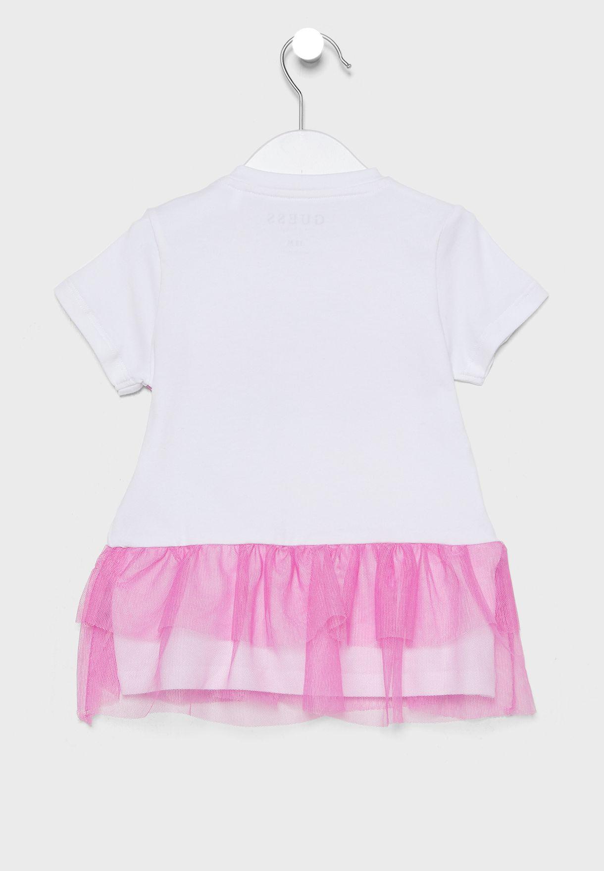طقم (فستان + ليقنز)