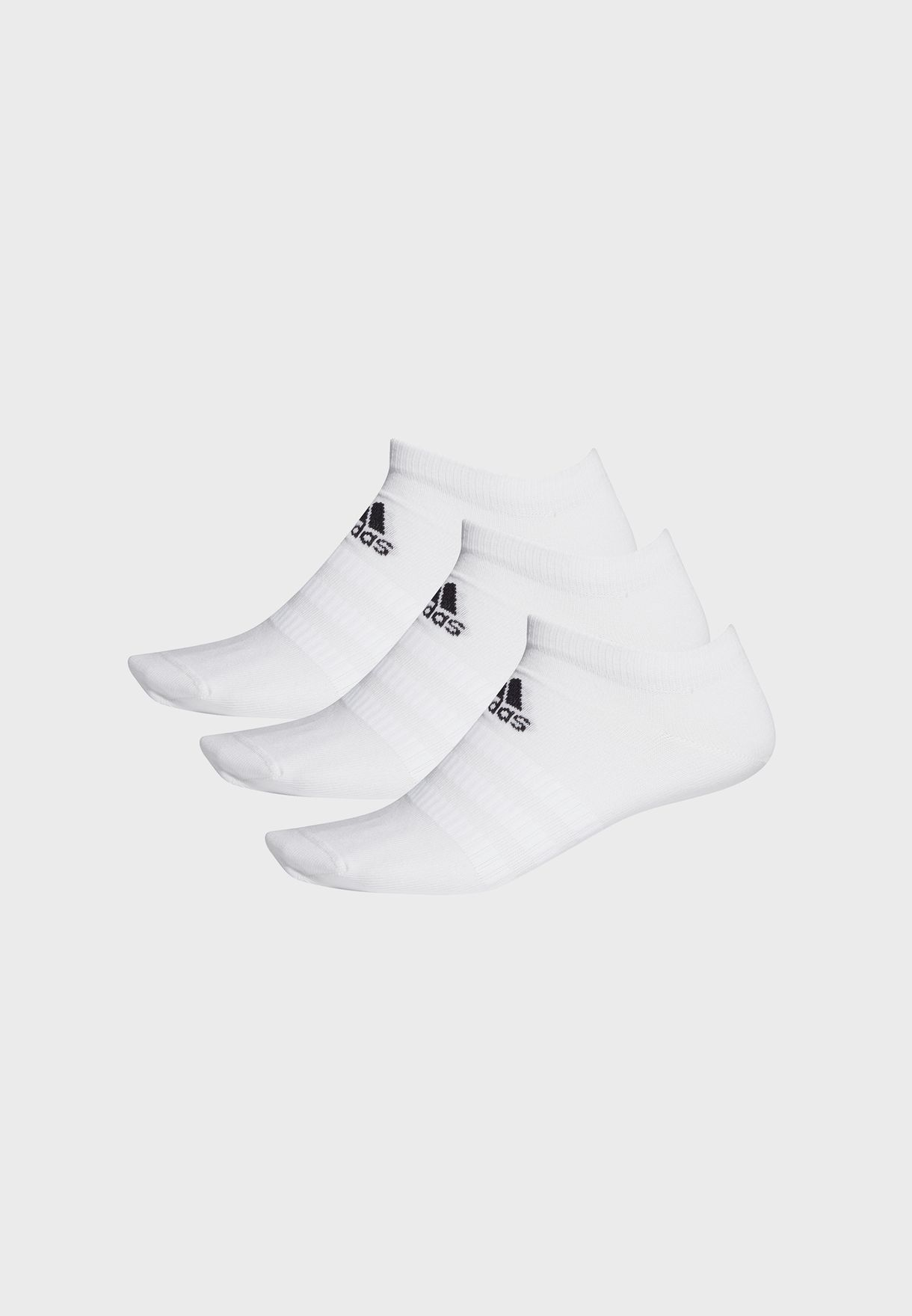 3 Pack Low-Cut Socks