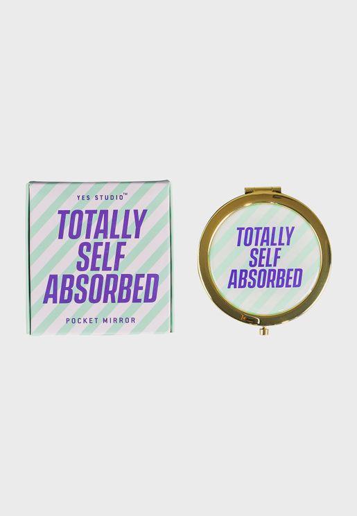 Pocket Mirror - Totally