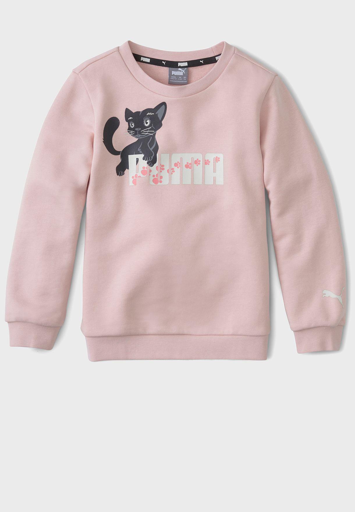 Kids Animal Sweatshirt