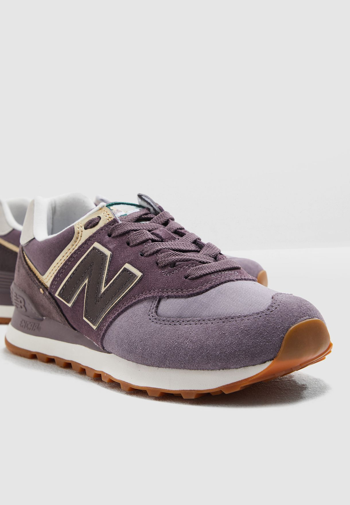 New Balance 574 Lila architekt