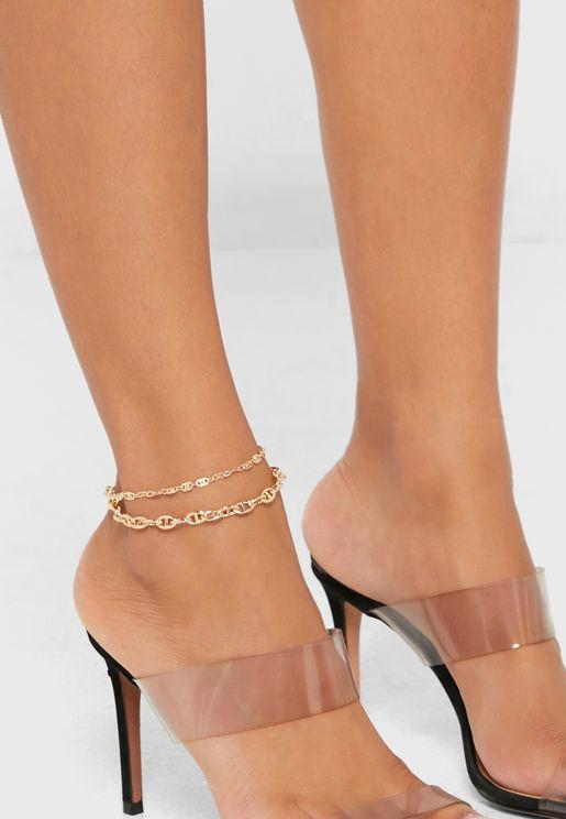 Coolbiniaa Anklet