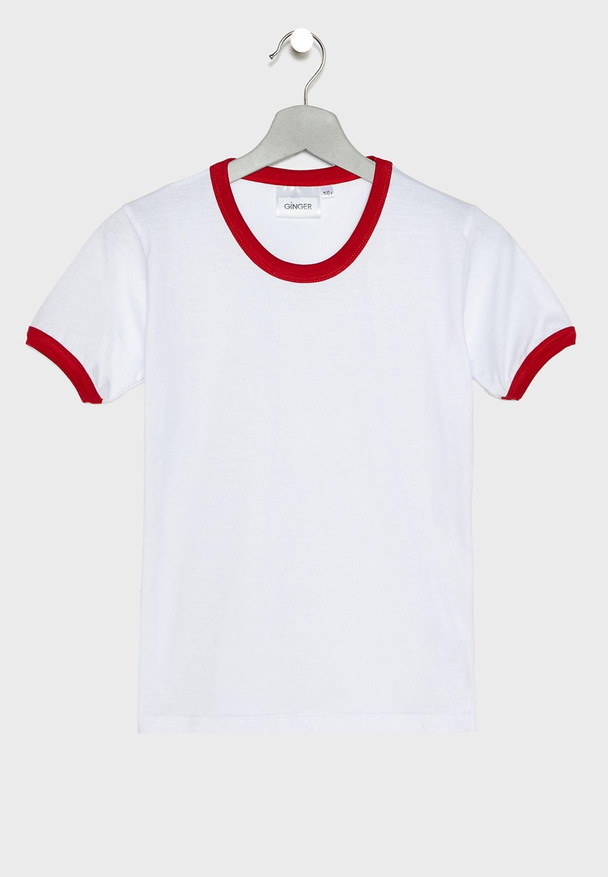 Kids 2 Pack Ringer T-Shirt