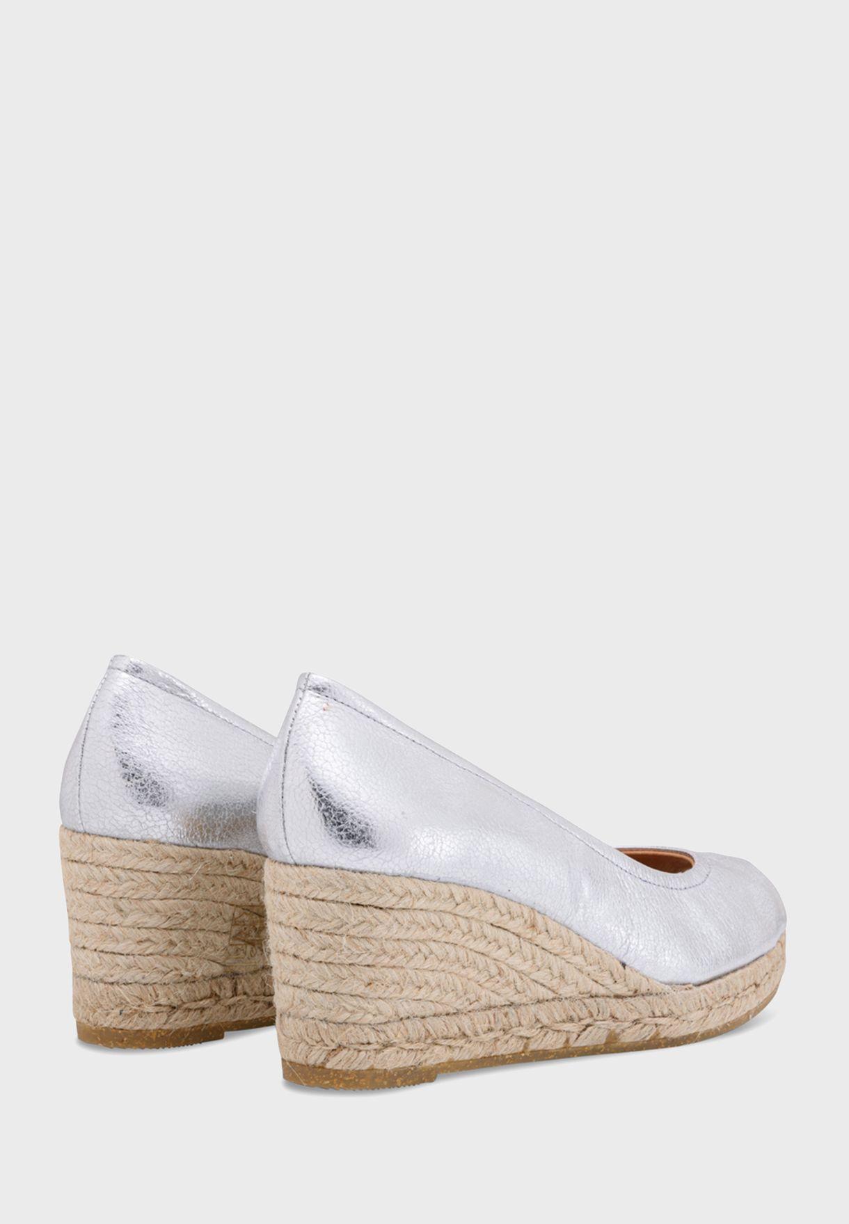 Casual High Heel Wedge Sandals