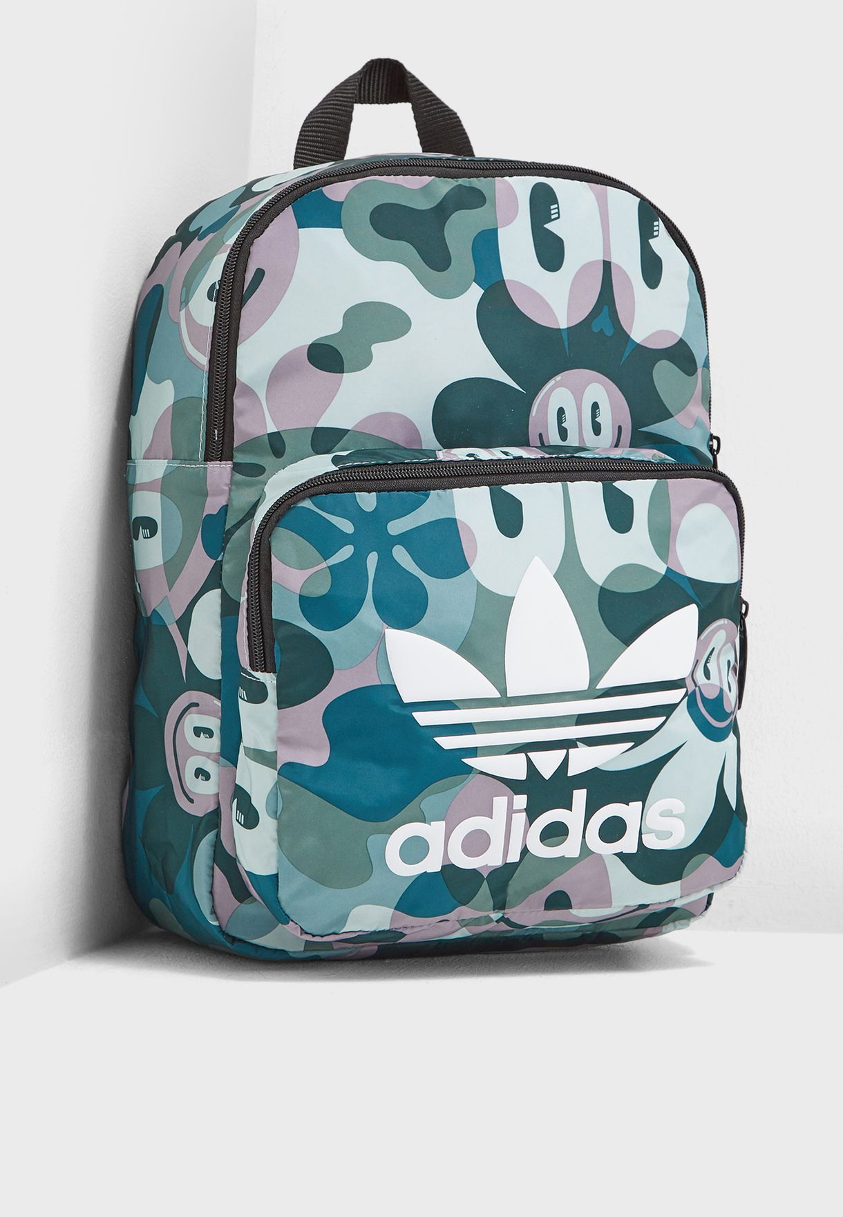 c75382697c Shop adidas Originals prints Classic Graphic Backpack DW6718 for ...