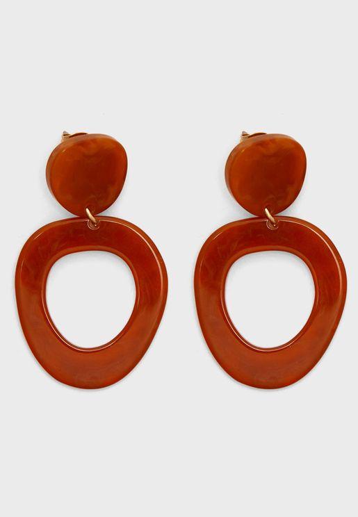 Elvira Drop Earrings