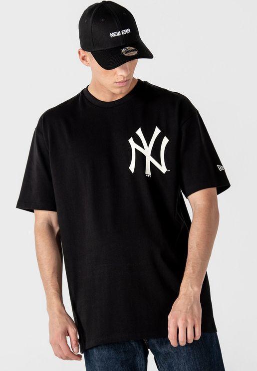 New York Yankees Oversized T-Shirt