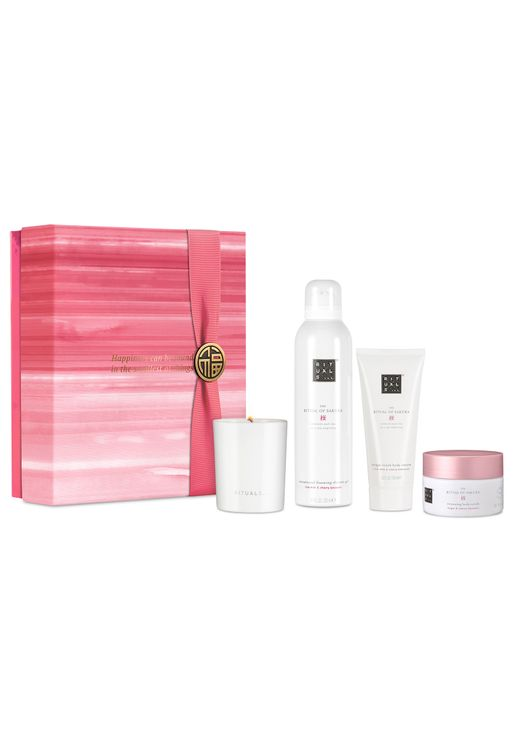 Sakura Renewing Ritual Gift Set