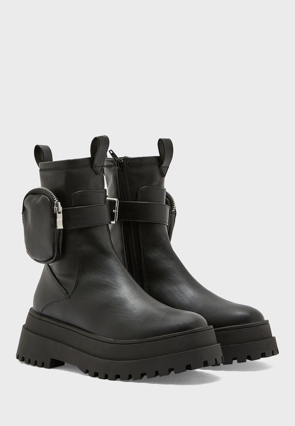 Thought Ankle Boot