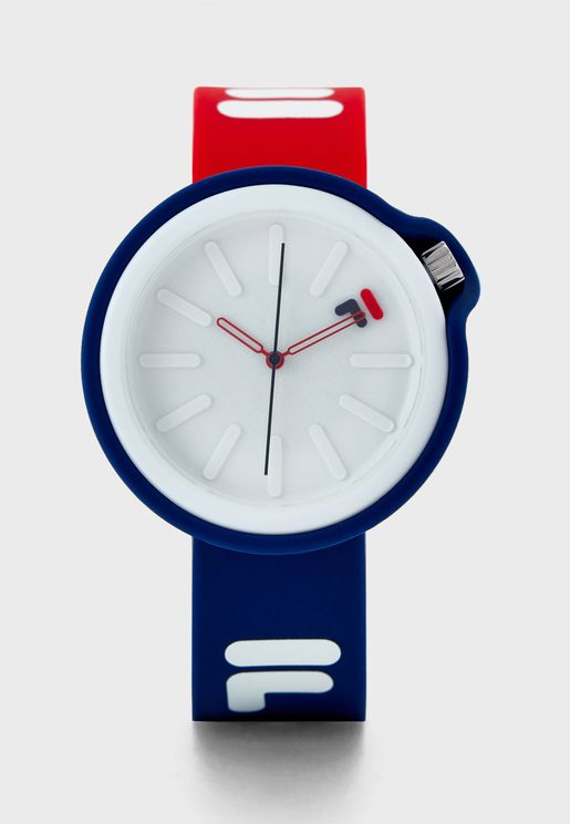 Miyota Silicone Watch