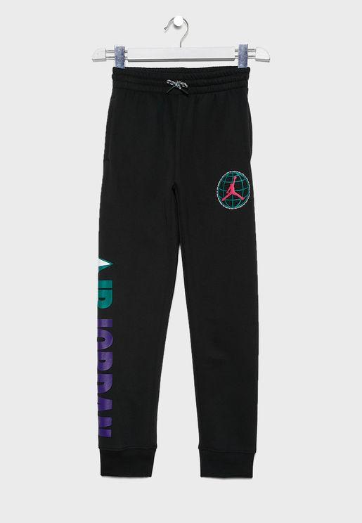 Youth Jordan Mountainside Fleece Sweatpants