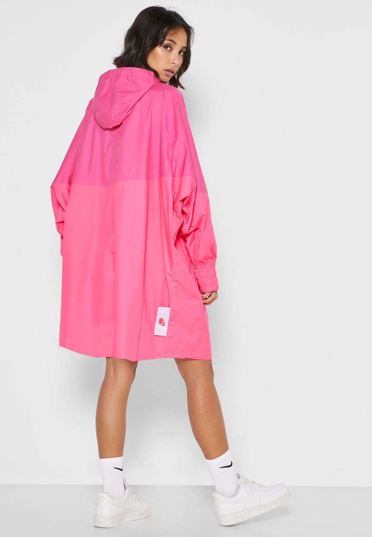 NSW Oversized Windrunner Jacket