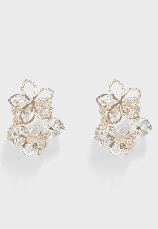 Vaylia Stud Earrings
