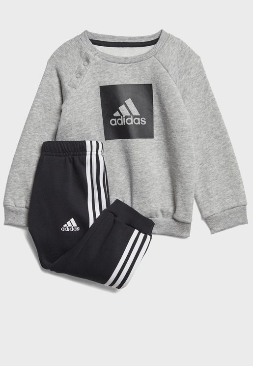 Infant 3 Stripe Logo Tracksuit