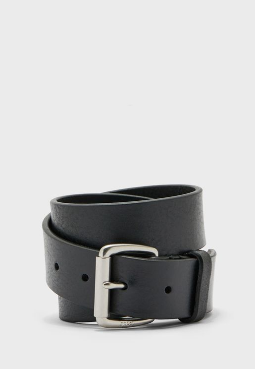 Tumbled Allocated Hole Belts